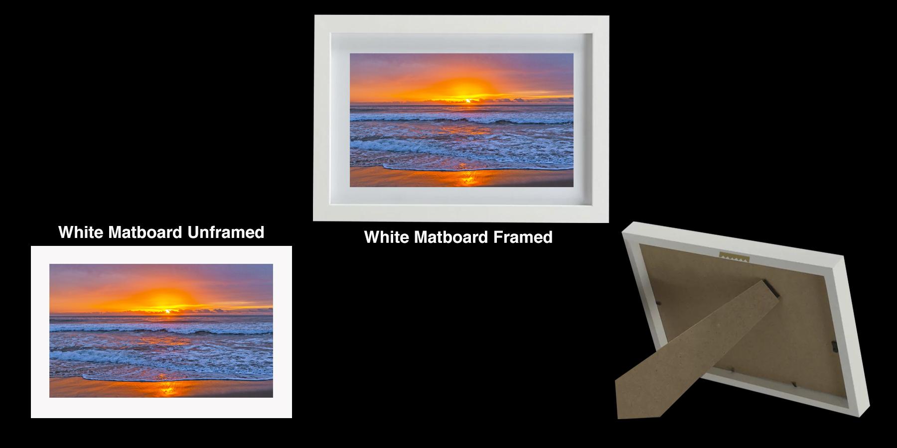 Photo Print - Morning Glory Thirroul Beach