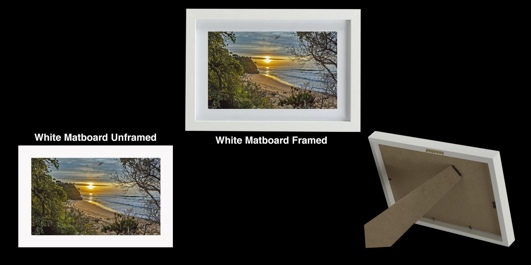 Photo Print - Sunrise Northern End Thirroul Beach