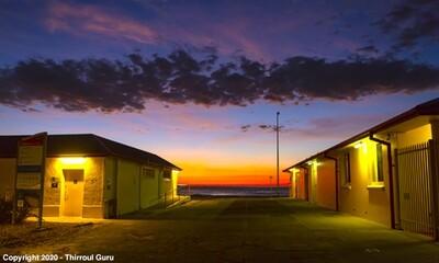 Photo Print - Thirroul Beach Entrance 00030