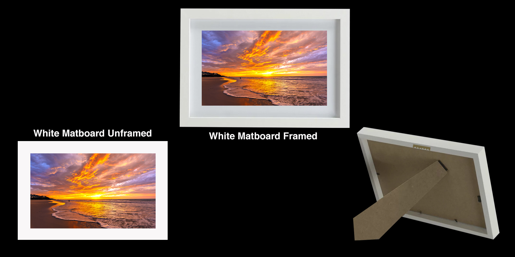 Photo Print - Thirroul Beach Sunrise