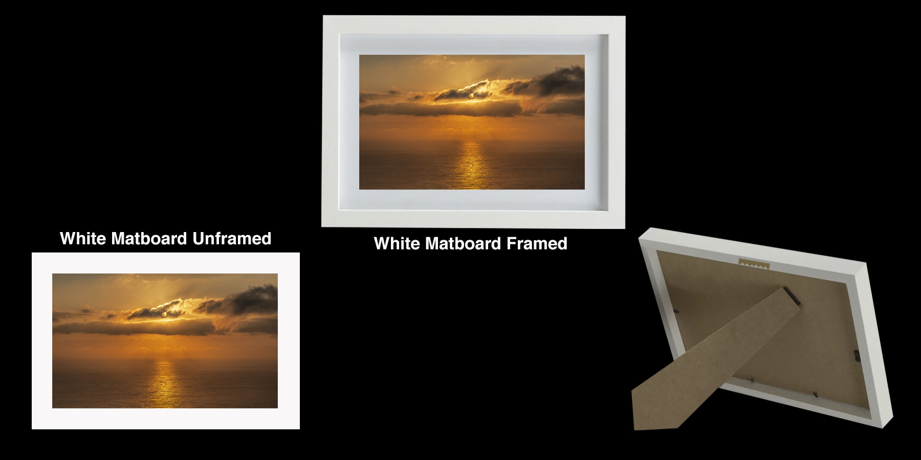 Photo Print - Golden Sunrise Thirroul Beach