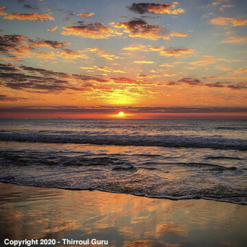 Photo Print - Sunrise Thirroul 00027