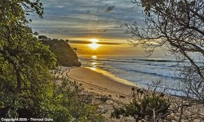 Photo Print - Sunrise Northern End Thirroul Beach 00026