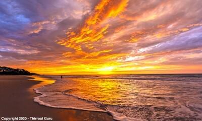 Photo Print - Thirroul Beach Sunrise 00031