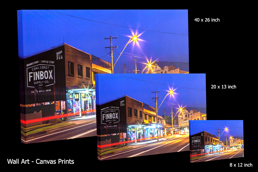Photo Print - Finbox Thirroul