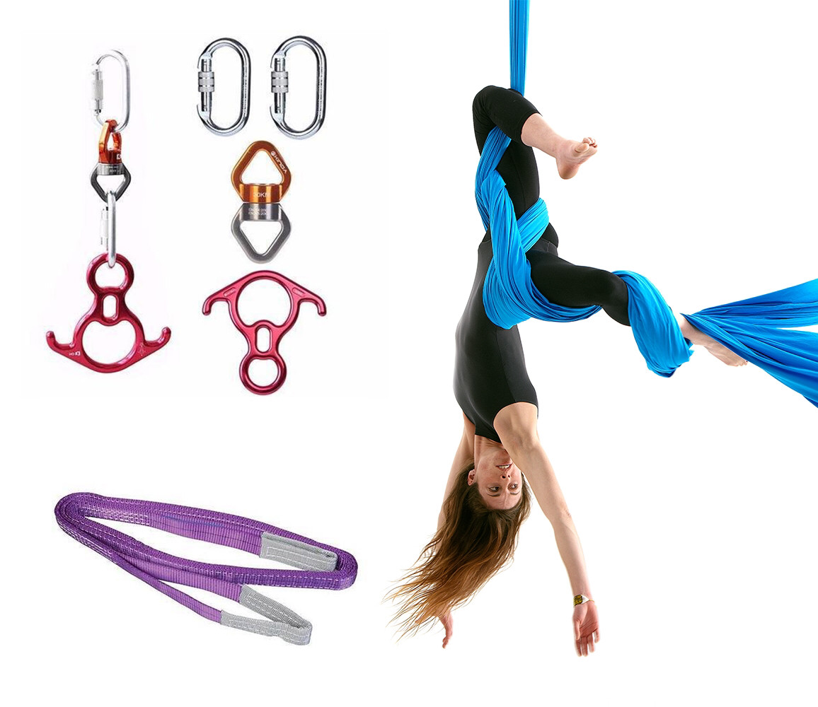 Aerial Silks Rigging Set 1