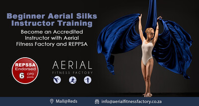 Accredited Aerial Silks Instructor Course