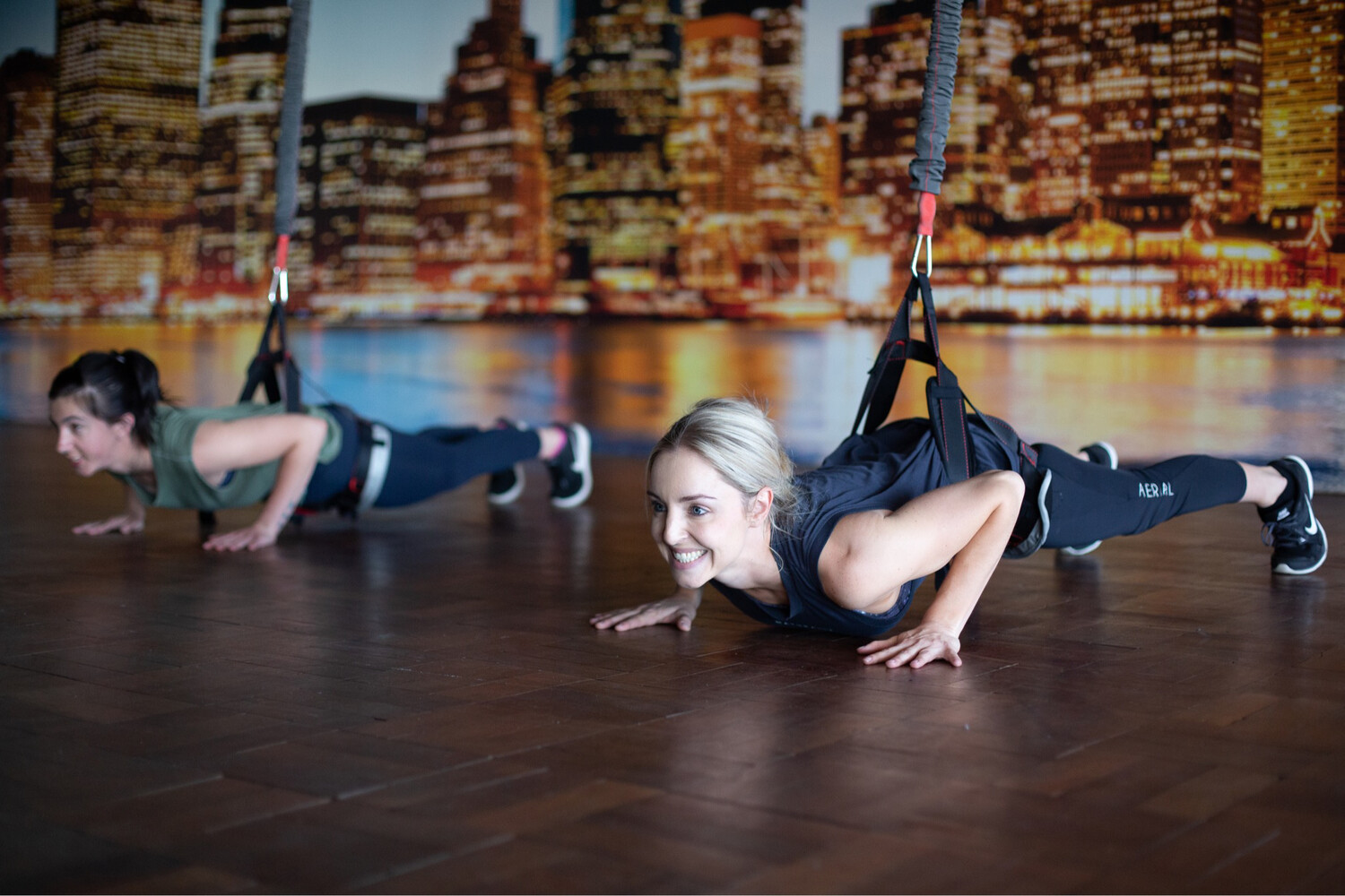 Bungee Fitness Video Library