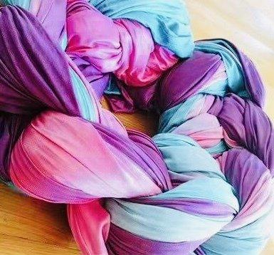 Ombré Aerial Silks