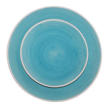Handmade Dinnerplate Blue