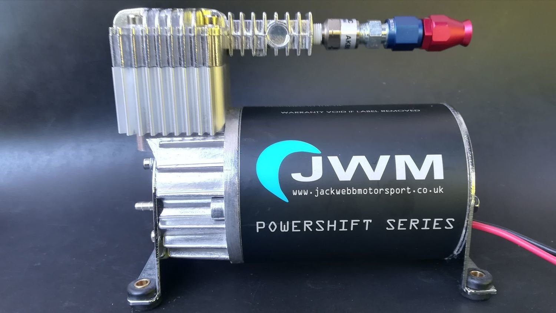 Paddleshift Air Compressor