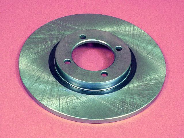 Standard Caterham Brake Disc (Pre 2014 lug mount calipers - Iron)