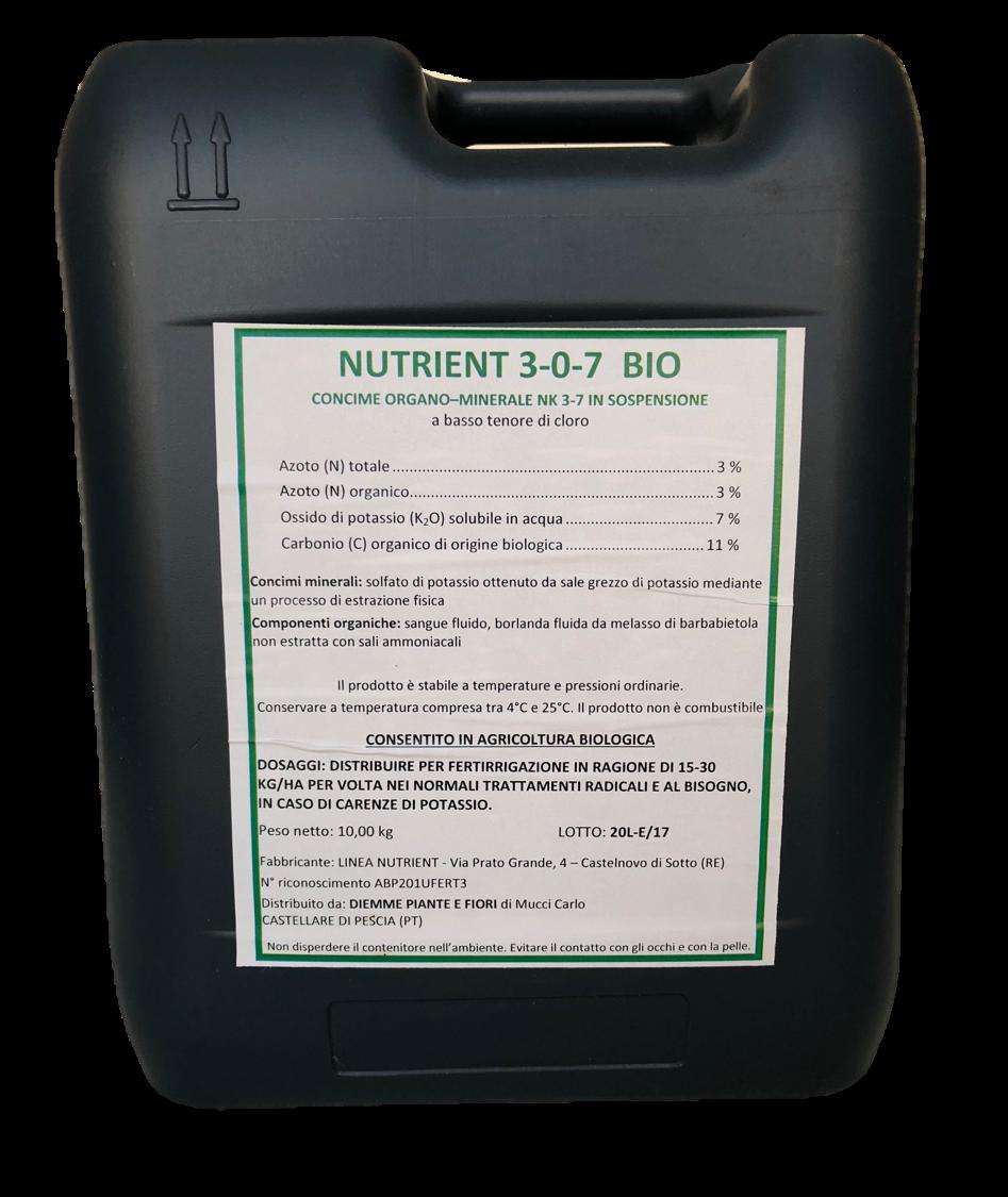 Nutrient Liquido 3.0.7 BIO