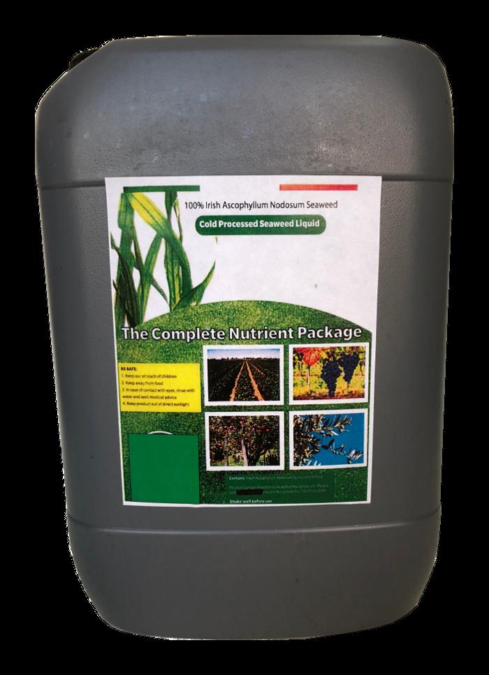Alga Fertilizzante 5 Lit
