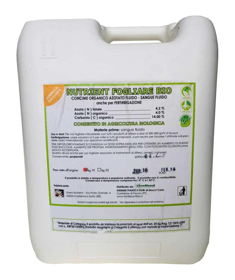 Nutrient Liquido 10L