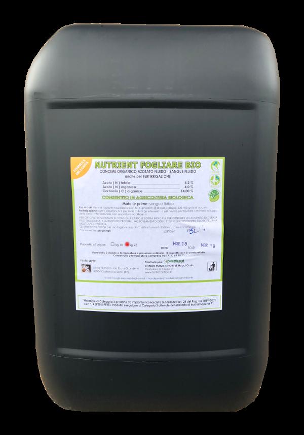 Nutrient Liquido 25L