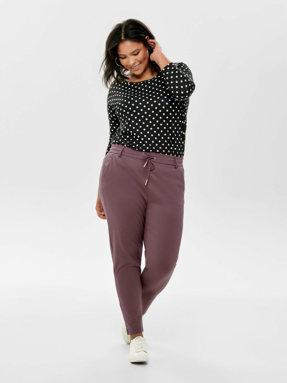 De populære Goldtrash pants fra Carmakoma!