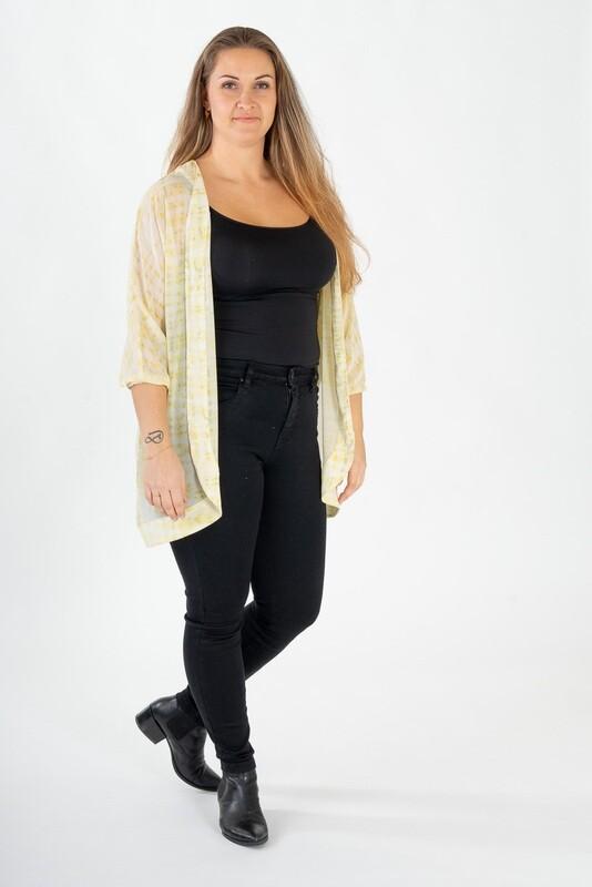 Kollektionsprøve - Let og elegant Kimono fra Zoey!