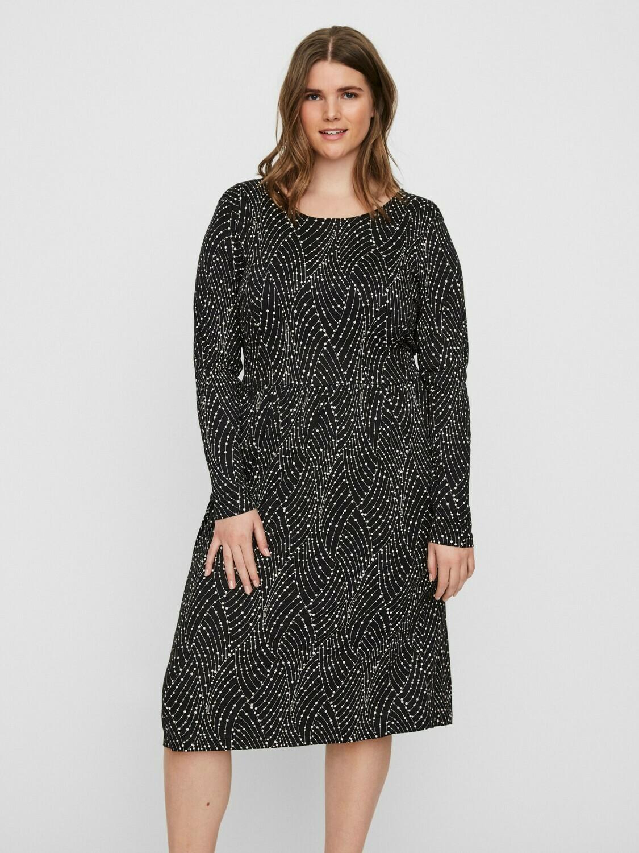 Smart viscose-kjole fra Junarose.