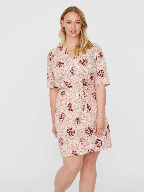 Sød viscose-kjole fra Junarose.
