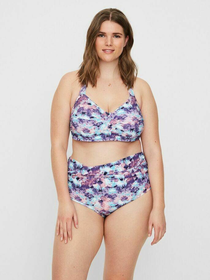 Bikini-top med halterneck fra Junarose