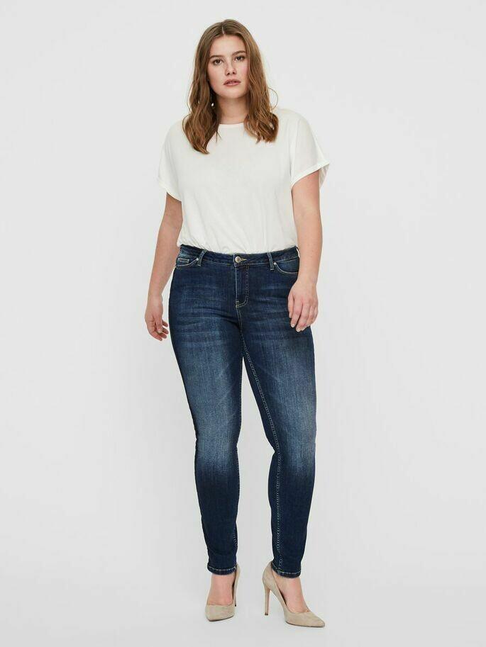 Jeans med smalle ben fra Junarose