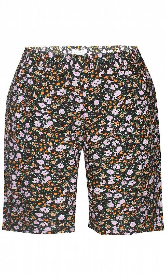 Løse shorts i naturmateriale fra Zhenzi