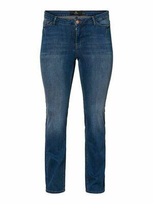Jeans med normal talje fra Junarose