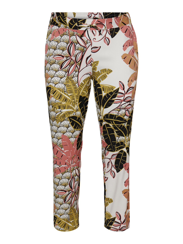 Printede bukser fra Junarose.