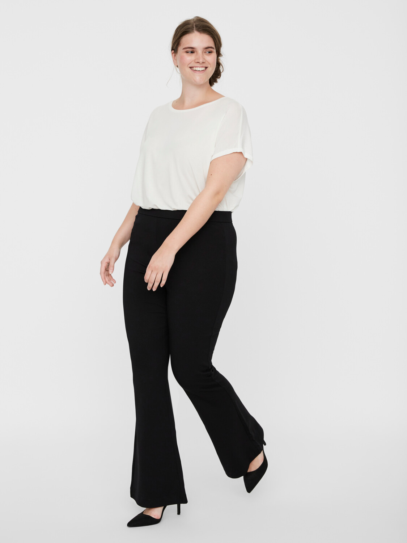 Flared pants fra Vero Moda Curve!