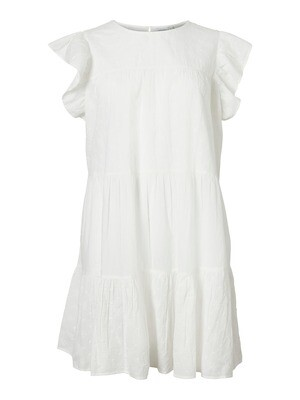 Skøn hvid tunic fra Junarose!