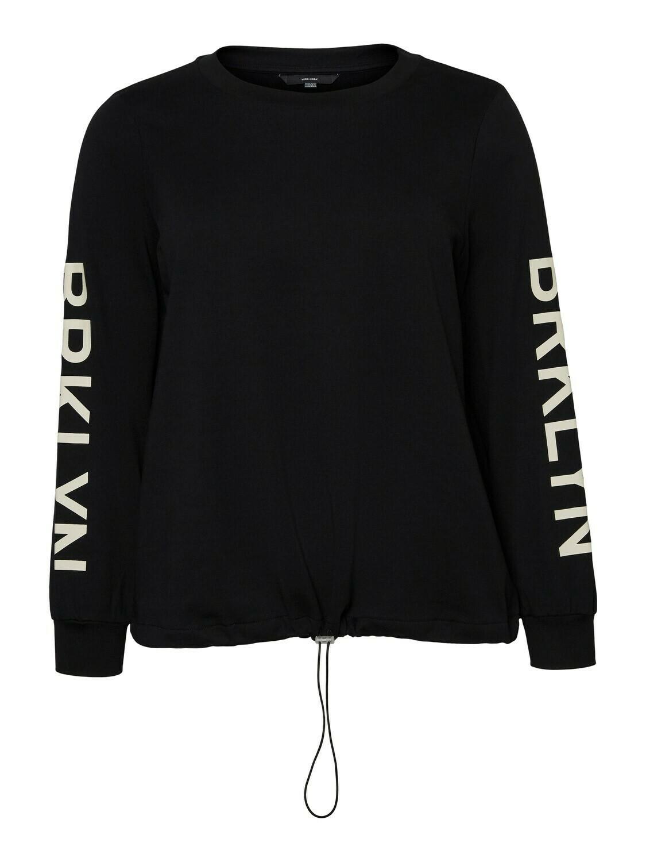 Sweatshirt fra Vero Moda Curve!