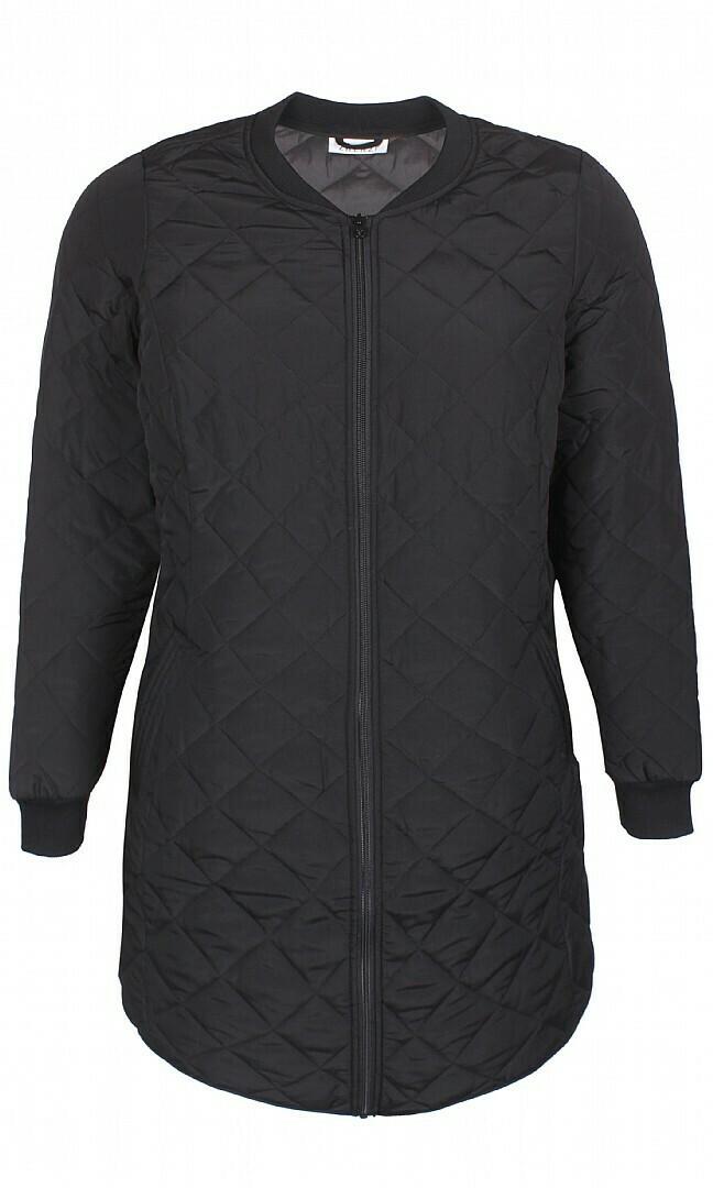 Quiltet jakke fra Zhenzi!