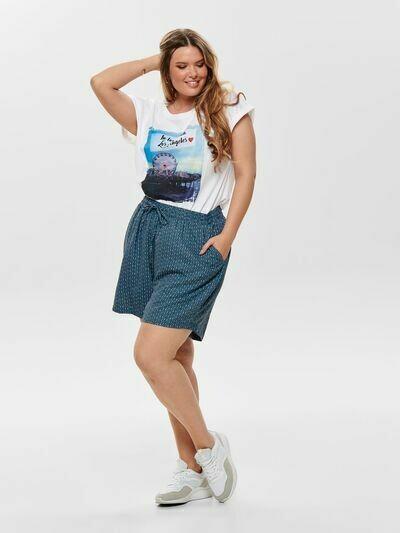 Løstsiddende shorts fra Carmakoma