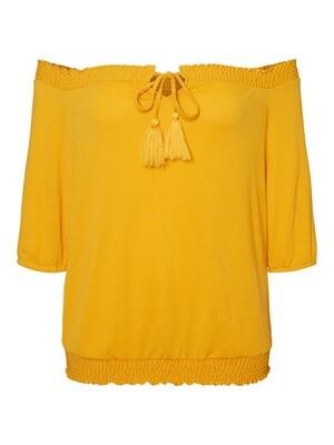 Offshoulder bluse fra Junarose!