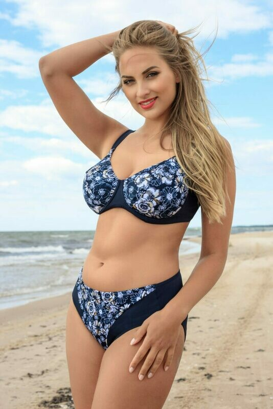 Bikini-trusse i tai-model fra Plaisir