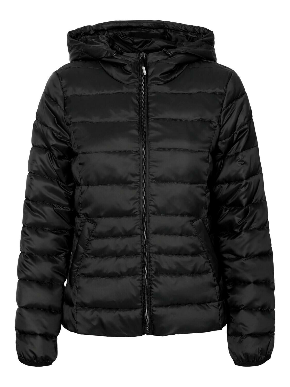Lun jakke med hætte fra Vero Moda Curve