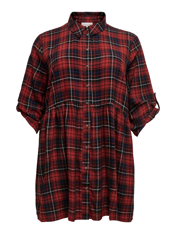 Ternet skjorte-tunic fra Carmakoma!