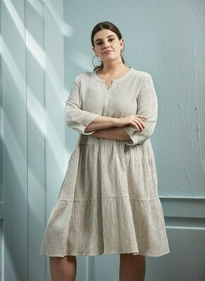 Bomulds -  kjole fra Zhenzi!