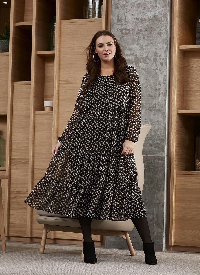 Smuk kjole fra Zhenzi!