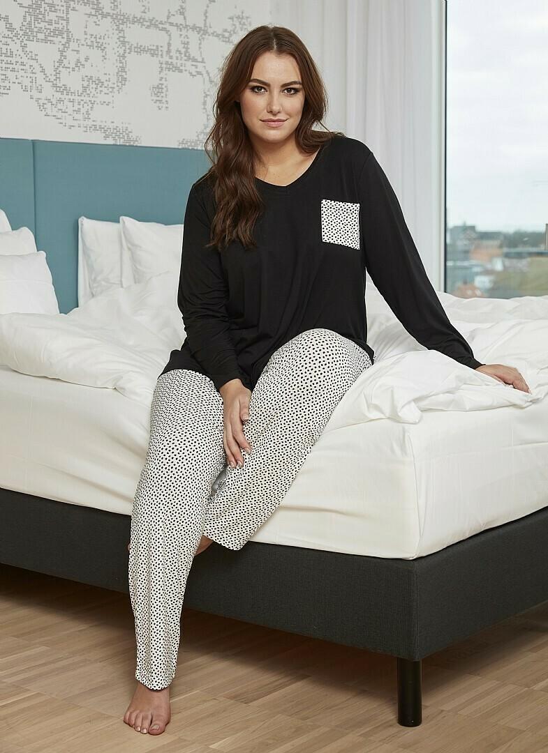 Natbukser/pyjamasbukser fra Zhenzi!
