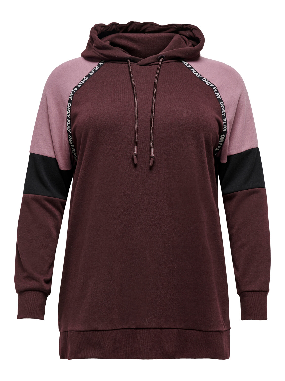 Hoodie fra Only Play Curvy