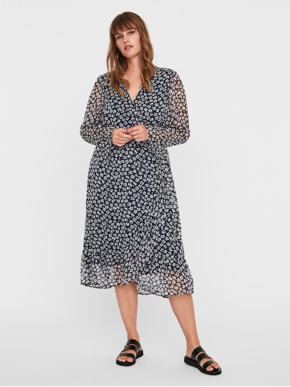 Slå-om kjole fra Junarose!