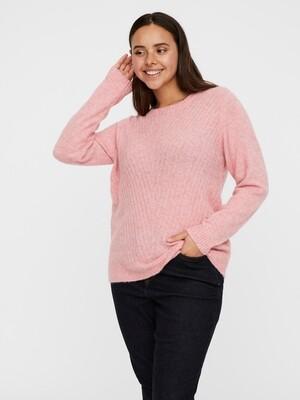 Strik pullover fra Vero Moda Curve!