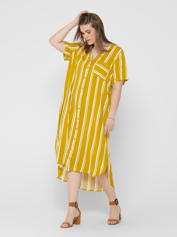 Skjortekjole fra Carmakoma