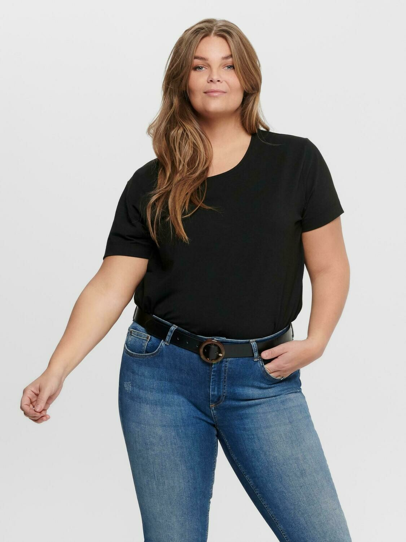 Basis T-shirt fra Carmakoma