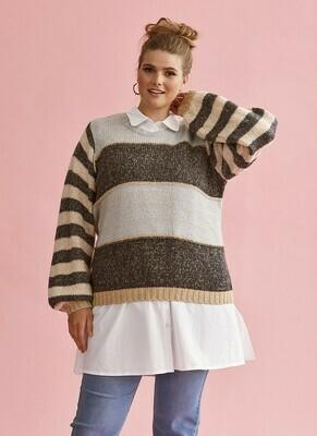 Smart pullover fra Zhenzi!