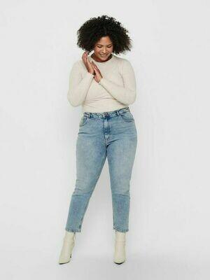 Cool mom-jeans fra Carmakoma