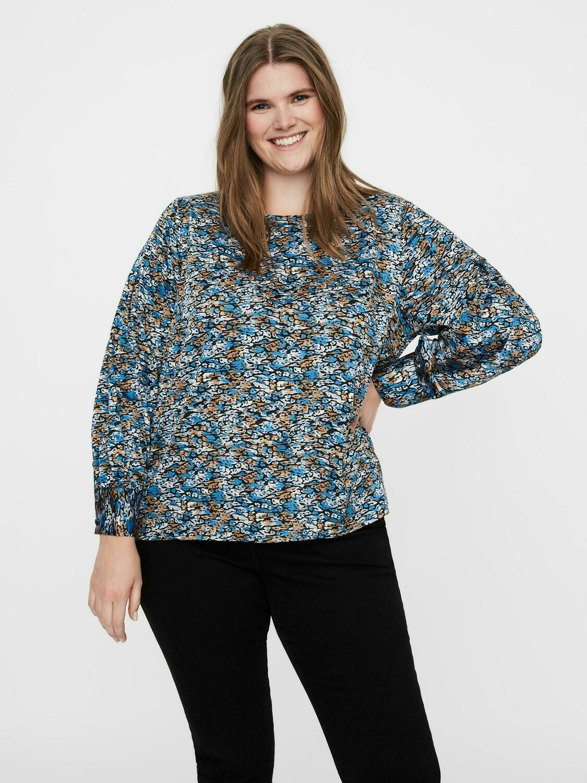 Smart bluse fra Vero Moda Curve