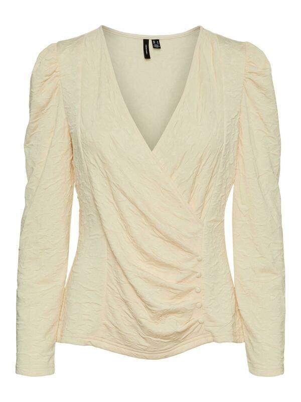 Lækker bluse fra Vero Moda.